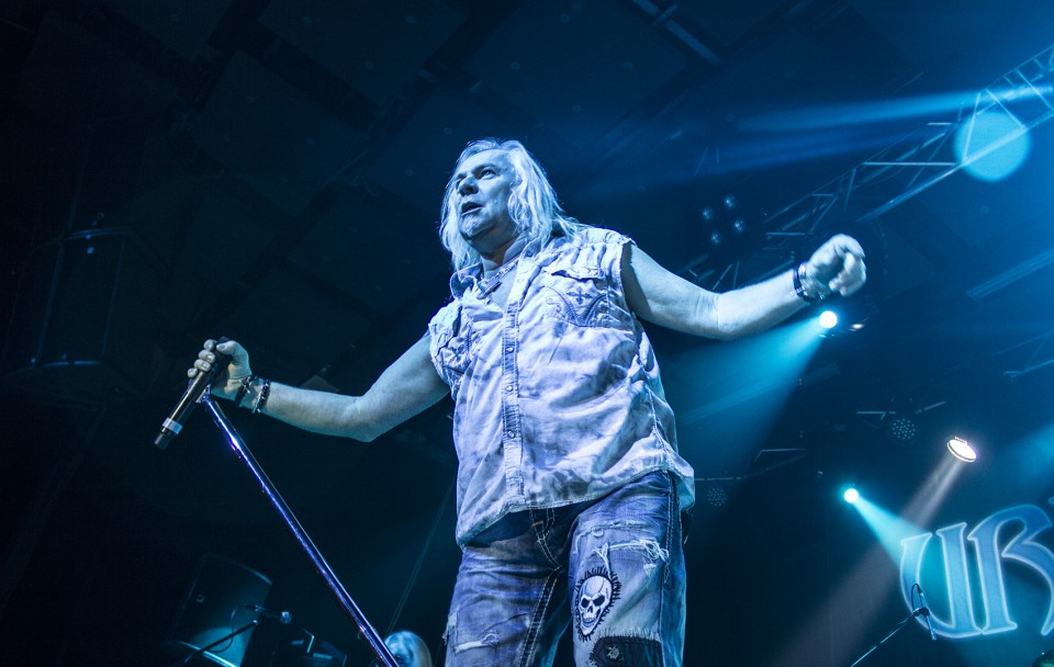 Shake the cobwebs: Uriah Heep in Kyiv