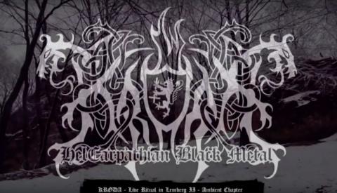 "Kroda представили трейлер DVD ""Live Ritual"""