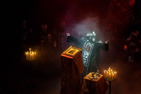 Batushka провели у Києві зловісну месу