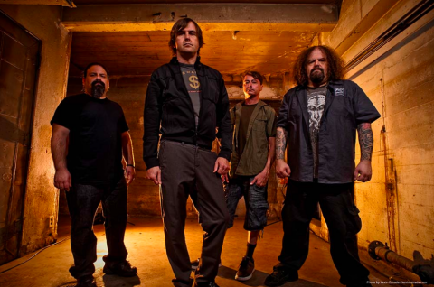 Napalm Death to perform in Kyiv this spring