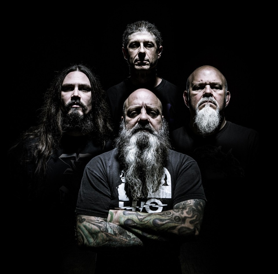 Сrowbar's press photo — Louder than Hell: Sludge metallers Crowbar to perform in Kyiv this spring