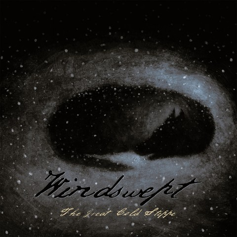 "Премьера: Новый трек Windswept ""Shrouded in Pale Shining, So Sleeps Infinite Ancient Steppe"""