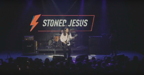 Видео с Bowie Night 2017: Stoned Jesus, Sinoptik, Atomic Simao и другие