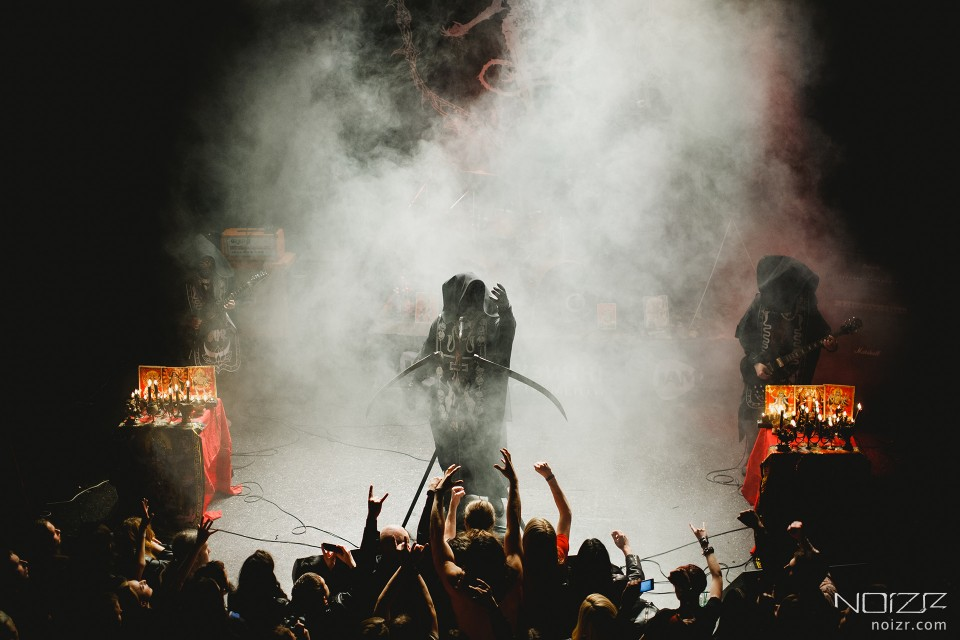 Photos from Holy Death Over Kiev III with Cult of Fire