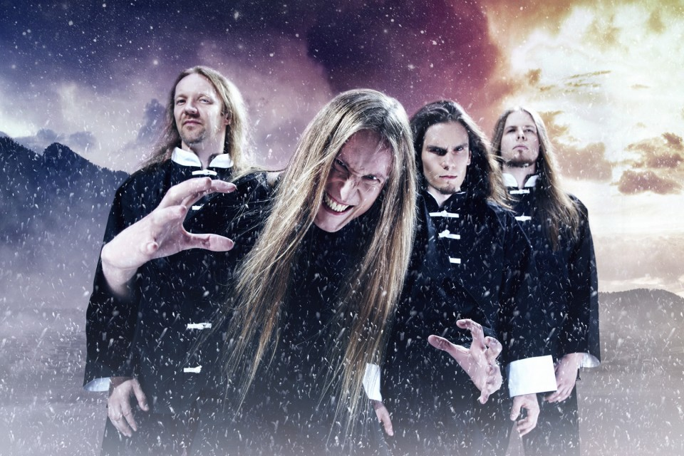Wintersun (c) honestlynotaposer — Wintersun to perform in Kyiv on September 18