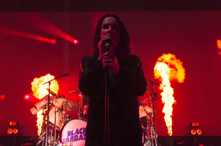 """Black Sabbath """"The End of The End"""" — David Gilmour, Slipknot and Black Sabbath concert films to be shown in Ukraine this September"""
