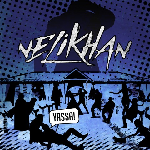 "Velikhan presents comic book style lyric video for new single ""Yassa!"""