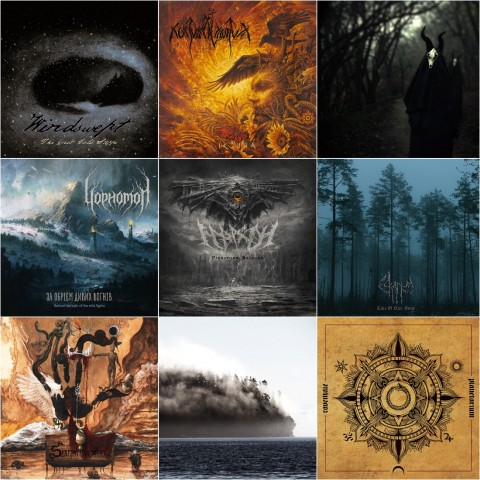 Check 'Em All: 16 Ukrainian black metal releases