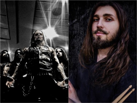 Ukrainian musician Eugene Ryabchenko is new live drummer of Belphegor