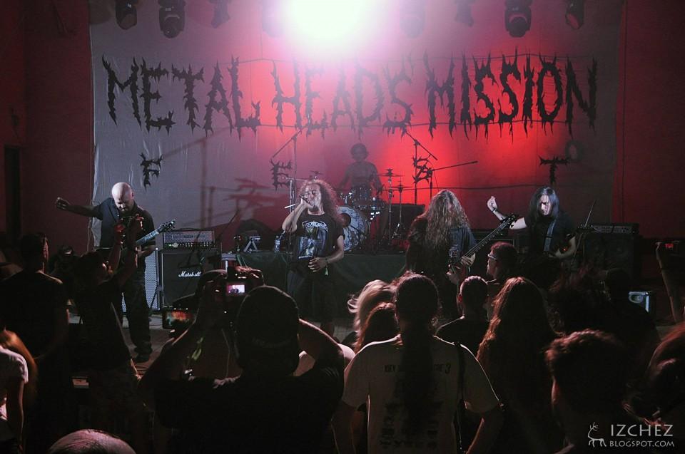 Фото – Metal Heads' Mission 2017 — Metal Heads' Mission 2018: Дати, квитки, перші анонси складу і набір команд
