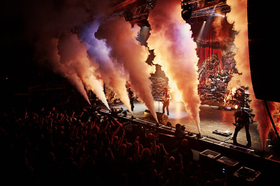 Kreator — Важке літо: Зарубіжні метал і рок-гурти на популярних українських фестивалях