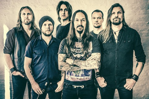 Amorphis to tour CIS countries in March 2019