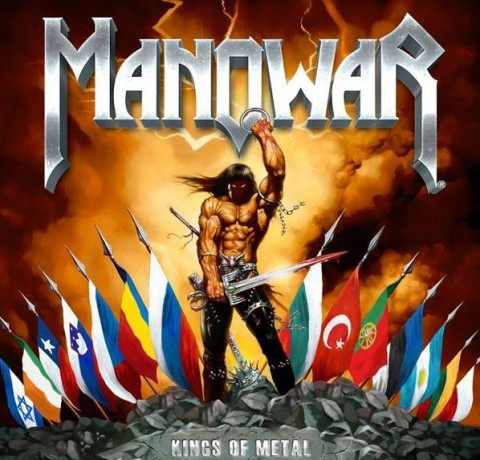 Manowar: tour dates for January 2016