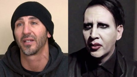 "Godsmack's vocalist and Marilyn Manson will play in the film ""Street Level"""