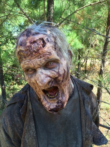 "Lethal cameo: Anthrax's guitarist appears again in ""The Walking Dead"""