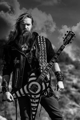 Black Label Society's 2015 tour dates