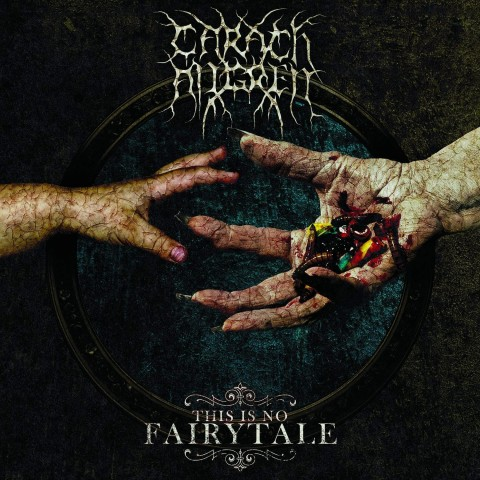 "Carach Angren is streaming the new album ""This Is No Fairytale"""