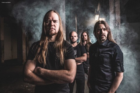 Insomnium: European and North American tour dates
