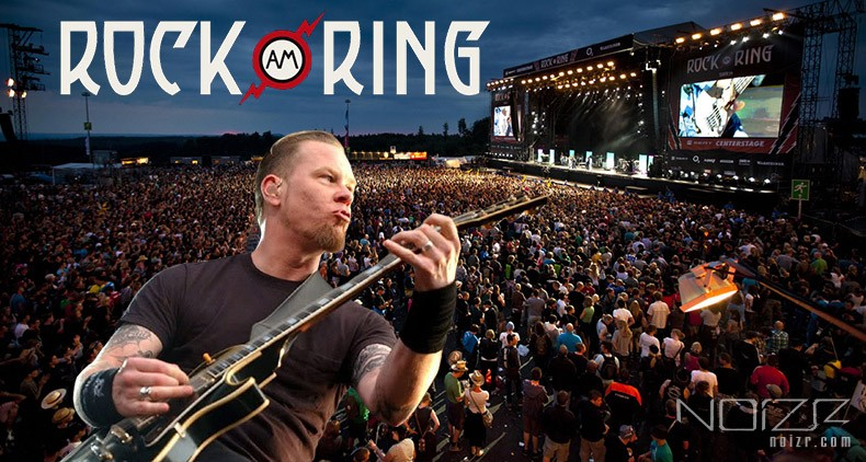Metallica at Rock am Ring 2014 — Rock Am Ring 2014: full sets from Iron Maiden, Metallica, Queens of the Stone Age and Opeth [Live]