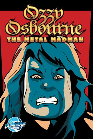 Comic book about Ozzy Osbourne is announced