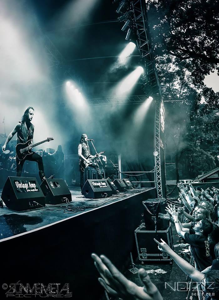 Hate at Rock Unter Den Eichen Festival — Hate announces European tour dates