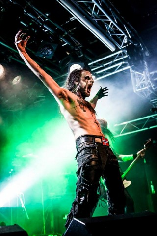 "Taake: live video ""Myr"""