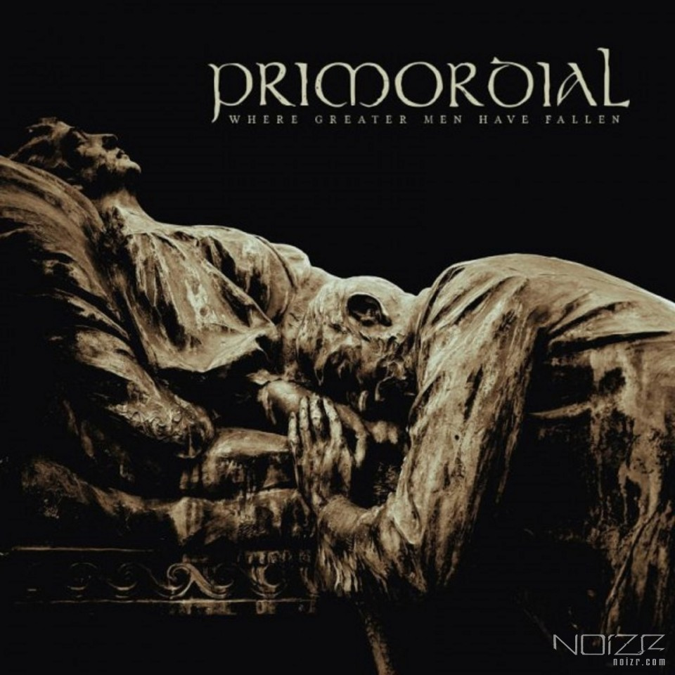 "Label shares Primordial's live videos from DVD ""Where Greater Men Have Fallen"""