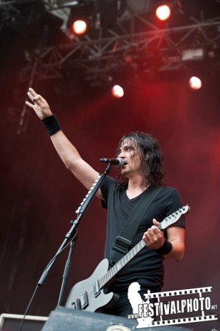 Video of Gojira performance at Resurrection Fest 2014 [Full show]