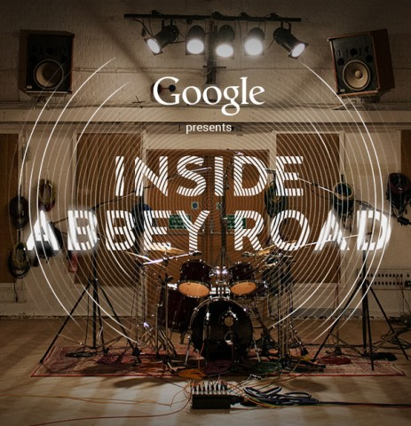 Google launches a virtual tour of the legendary Abbey Road Studios