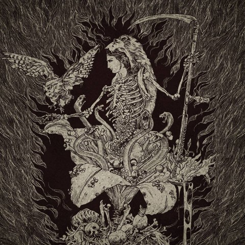 "Polish black metallers Outre release debut album ""Ghost Chants"""