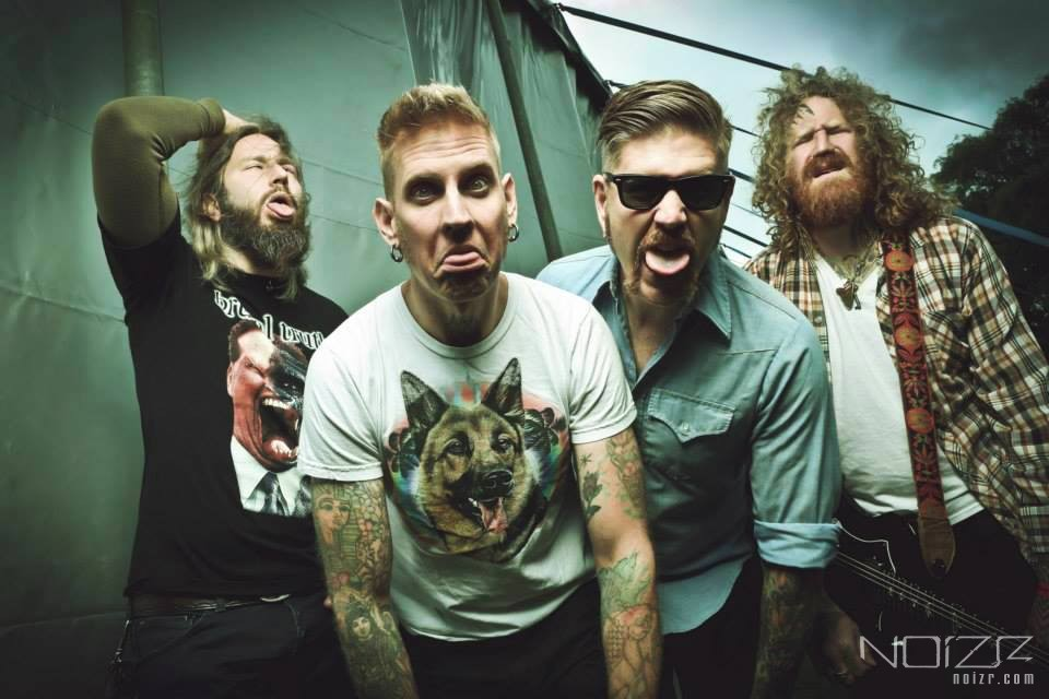 Mastodon — Mastodon, Mushroomhead and Emmure cancelled their shows at Brutal Assault fest