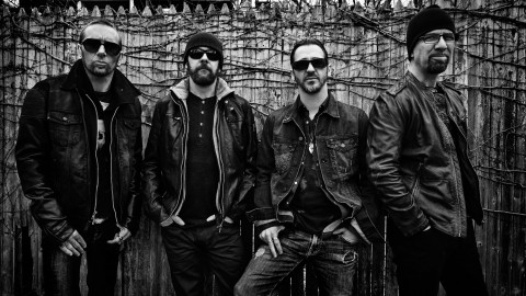 "Прем'єра кліпу Godsmack ""Something Different"""