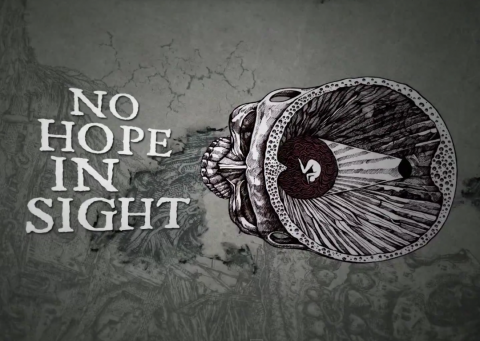 "Paradise Lost: lyric video ""No Hope In Sight"""