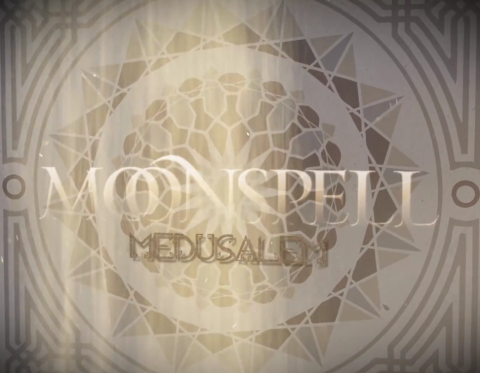 "Moonspell release new lyric video ""Medusalem"""