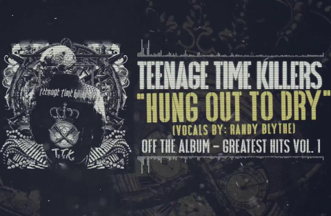 Supergroup Teenage Time Killers unveils first single feat. Randy Blythe and Dave Grohl