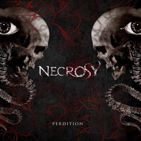"Venice-based band Necrosy: debut album ""Perdition"" streaming"