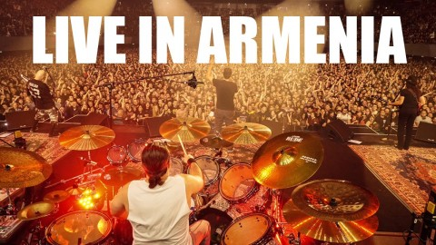 System Of A Down: live videos from show in Armenia