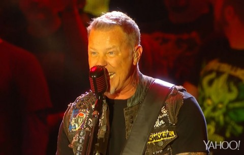 Full video from Metallica's show at Rock in Rio USA