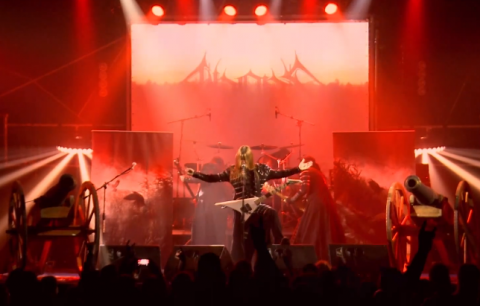"Khors: live video ""My Cossack Way"""