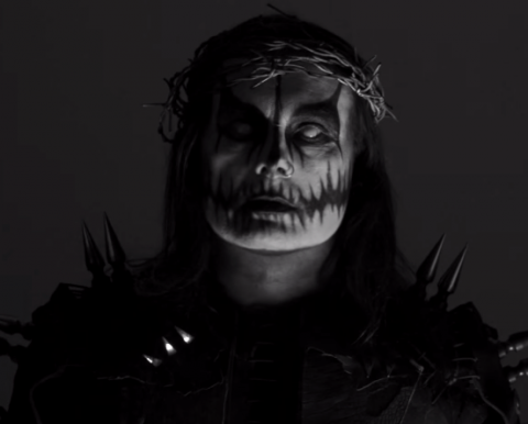 "Cradle of Filth's ""Right Wing Of The Garden Triptych"" video premiere"