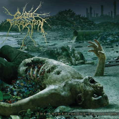 "Cattle Decapitation release a new track ""Manufactured Extinct"""