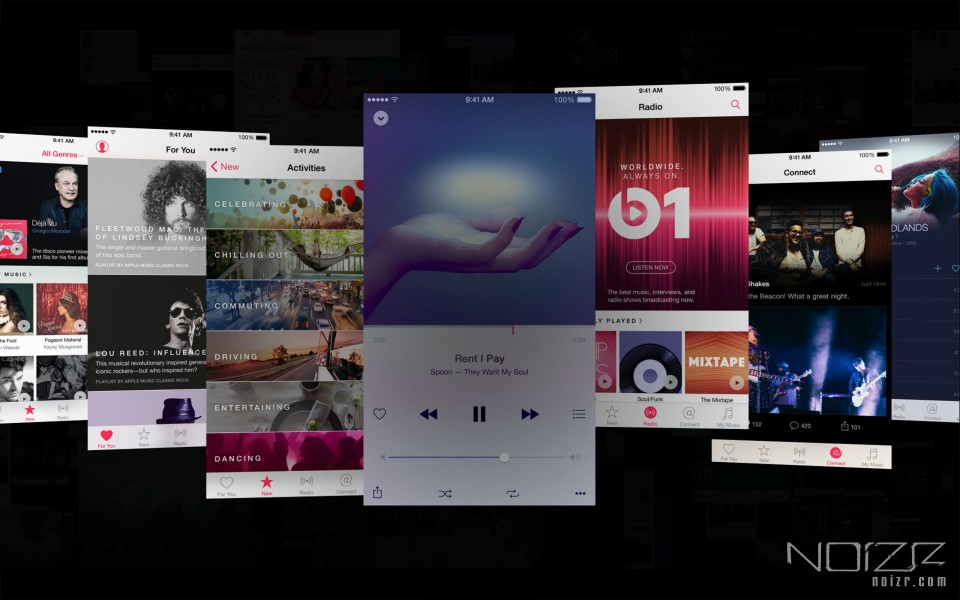 Apple Music — Apple Music: new streaming service announced at WWDC