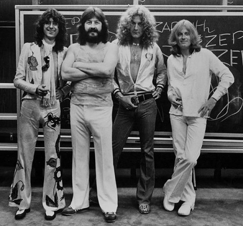 "Led Zeppelin's unreleased song ""Sugar Mama"" is streaming now"
