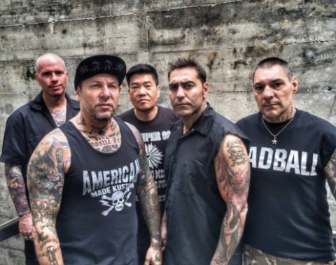 "Agnostic Front present new video ""Old New York"""