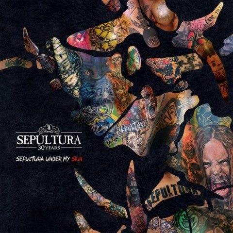 "Sepultura: lyric video ""Sepultura Under My Skin"" and European tour dates"