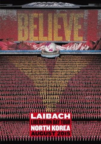 Laibach to be the first western band performing in North Korea