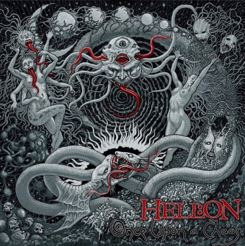 "Hell:on release second single ""Curse of Flesh"" from upcoming album"