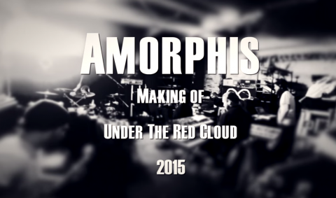 "Amorphis ""Under The Red Cloud"" album trailer"