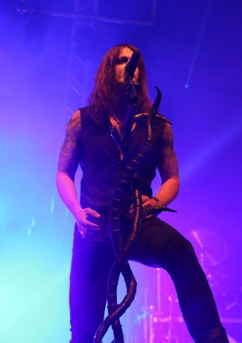Full video: Satyricon performing at Hellfest 2015
