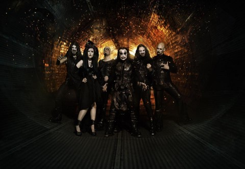 Cradle of Filth to go on European tour this fall